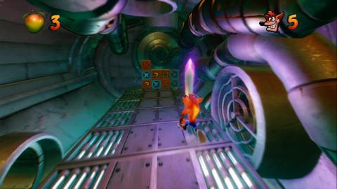 Nintendo Switch : Crash Bandicoot N. Sane Trilogy au meilleur prix