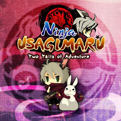 Ninja Usagimaru : Two Tails of Adventure sur Vita