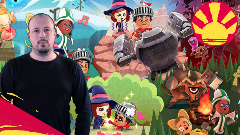 Japan Expo : Miitopia - Le RPG dont vous êtes le héros