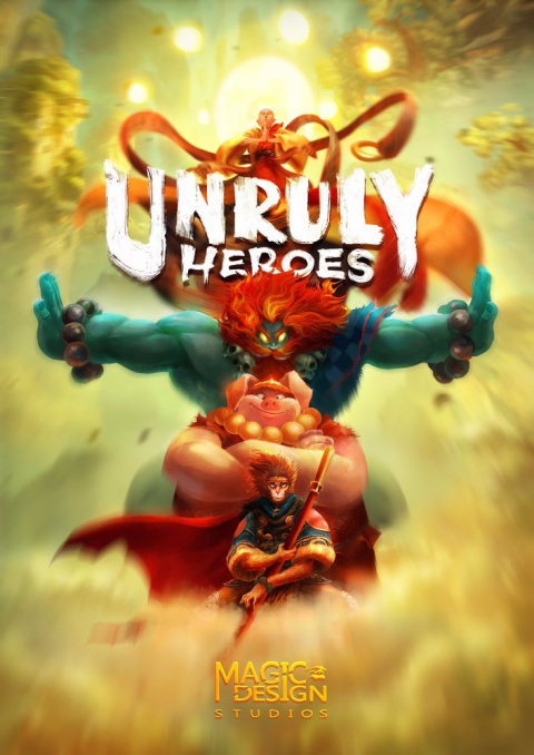Unruly Heroes sur PS4
