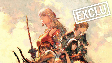 Final Fantasy XIV : Stormblood, (1/3) - Quand un RPG se transforme en MMORPG