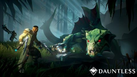 Dauntless date sa sortie sur consoles et l'Epic Games Store