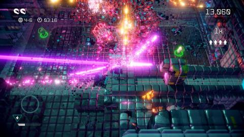 Humble Bundle : Nex Machina, Shantae et Prison Architect dans le Very Positive Bundle 3