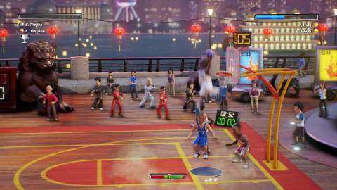 NBA Playgrounds : le NBA Jam des temps modernes ?