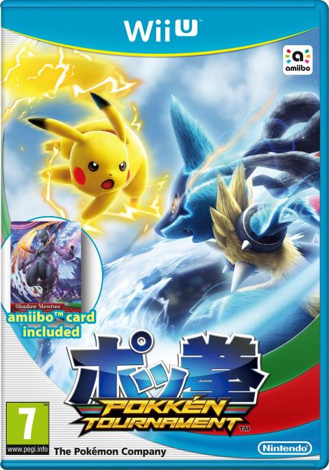 Pokkén Tournament sur WiiU