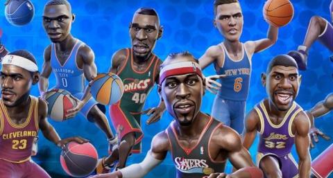 NBA Playgrounds : le NBA Jam des temps modernes ?