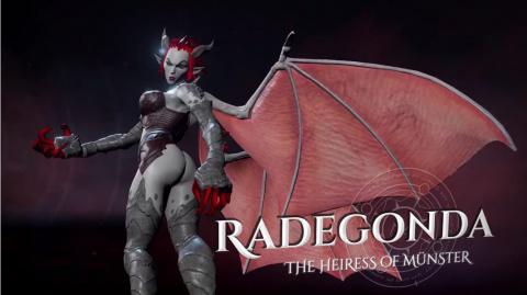 Omen of Sorrow : le jeu de combat sortira le 6 novembre