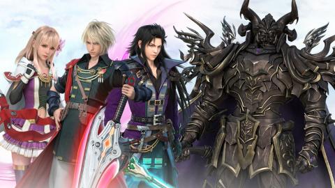 Final Fantasy Brave Exvius : choix des persos, version PC, les producteurs nous répondent
