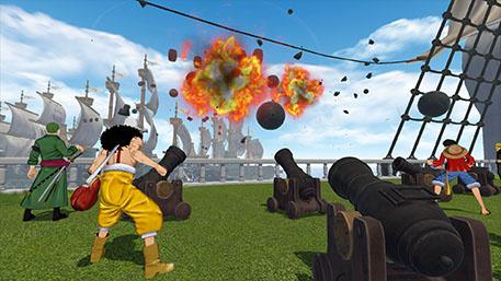 One Piece : Grand Cruise nous montre ses premières images