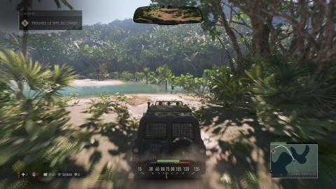 Mafia III: La Hache de Guerre, welcome to the jungle