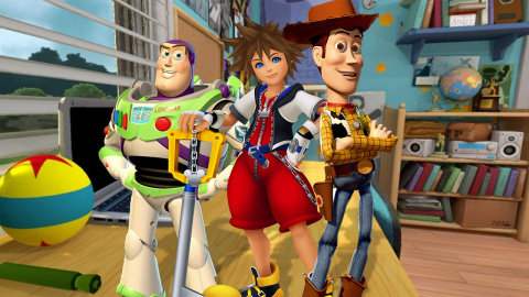 Kingdom Hearts III : Sora s'invite dans le monde de Toy Story