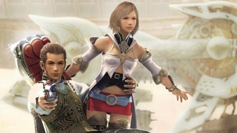 Final Fantasy XII : The Zodiac Age - Un remaster largement à la hauteur ! sur PS4