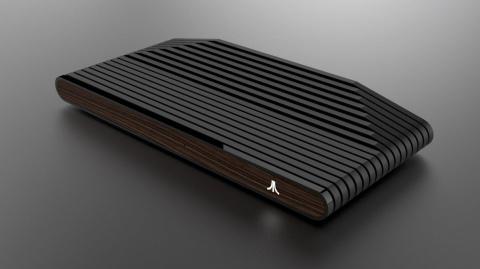 Atari présente sa nouvelle console