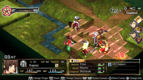 God Wars : The Complete Legend - Un très bon RPG tactique sur Switch