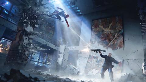 Spider-Man: Vers un jeu fun et plus scénarisé