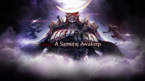 Reborn : A Samurai Awakens sur PS4