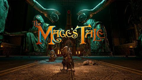 Mage's Tale : quand la VR réinvente le dungeon crawler sur PC
