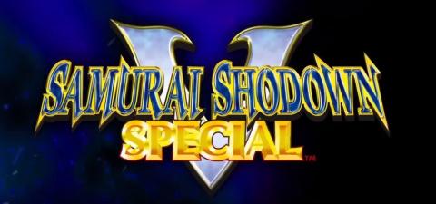 Samurai Shodown V Special sur Vita