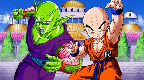 Premières images de Krilin et Piccolo dans Dragon Ball FighterZ !