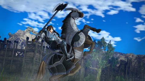 Fire Emblem Warriors : nouvelles images de la version Nintendo Switch