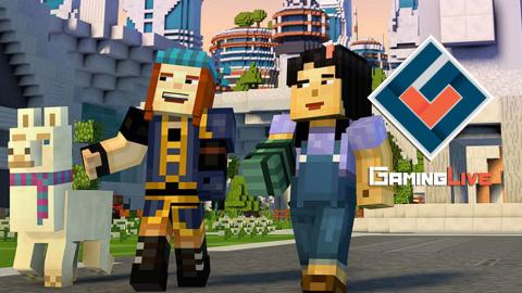 Minecraft Story Mode : Une saison 2 au démarrage poussif