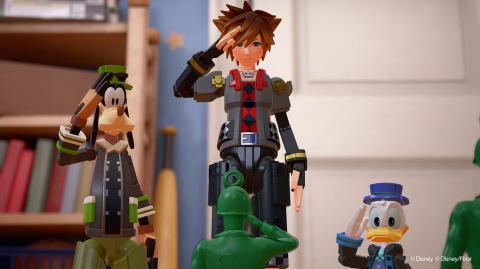 Kingdom Hearts III : un démarrage record à 5 millions de copies distribuées
