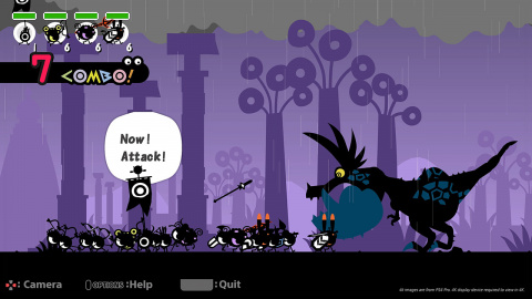 Patapon Remastered nous donne rendez-vous le 1er août sur PS4