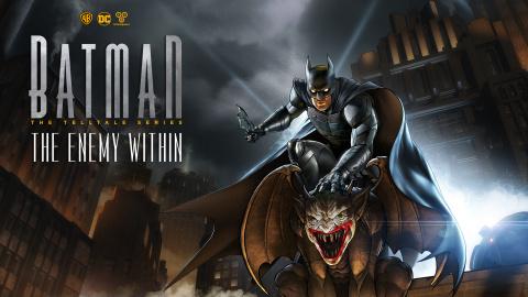 Batman : The Enemy Within sur PS4
