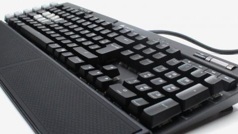 Mise à jour de notre comparatif clavier : Test du Corsair K95 RGB Platinium MX Speed