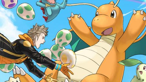 Pokémon GO : Des légendaires sauvages apparaissent