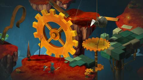 Bedtime Digital présente Figment sur PC, PS4, Xbox One et Switch