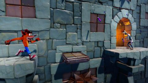 Crash Bandicoot N. Sane Trilogy : Stormy Ascent, un niveau bonus débarque gratuitement