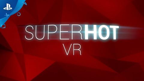 PS Store : Arrêtez tout, SUPERHOT VR est disponible !