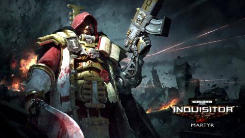 Warhammer 40.000 : Inquisitor - Martyr présente son gameplay