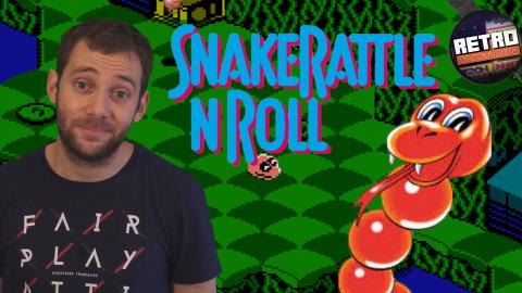 Rétro Découverte : Sur les traces de Snake Rattle And Roll
