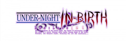 Under Night In-Birth EXE:Late[st] sur Vita