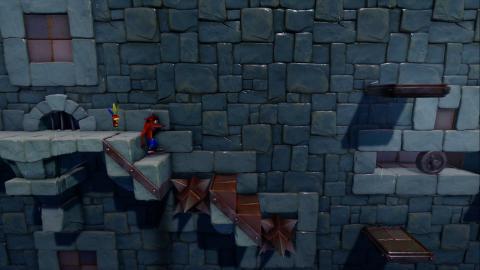 Niveau DLC : Stormy Ascend (Lost Treasures)