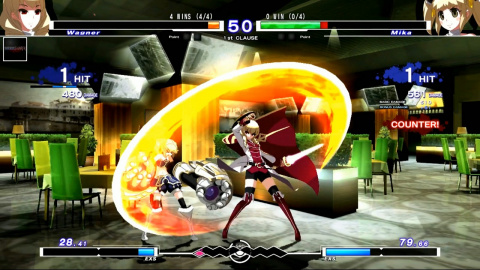 Under Night In-Birth EXE:Late[st] confirmé en Europe sur PS4