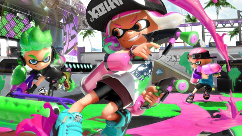Splatoon 2 en remet une couche sur Switch