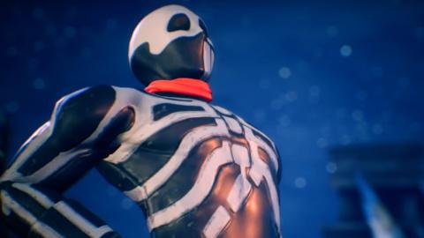 Jaquette de The Mysterious Fighting Game : Pas de titre mais un trailer des combattants