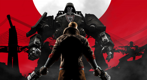 De Castle Wolfenstein à Wolfenstein II : The New Colossus