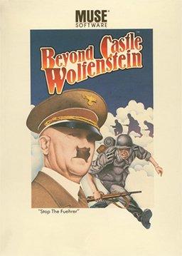 Beyond Castle Wolfenstein sur Apple 2