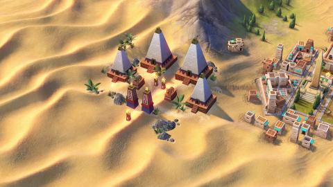 Civilization VI annoncé sur Nintendo Switch pour la fin de l'année