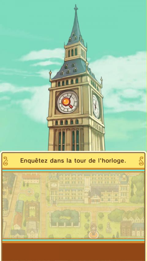 Affaire 01 : Une mystérieuse histoire du temps