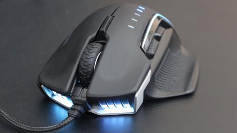 Mise à jour de notre comparatif : Test de la souris Corsair Glaive RGB
