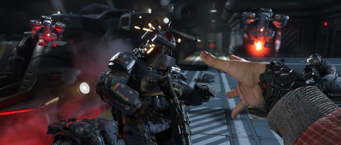 Wolfenstein II : The New Colossus, solo et contre tous
