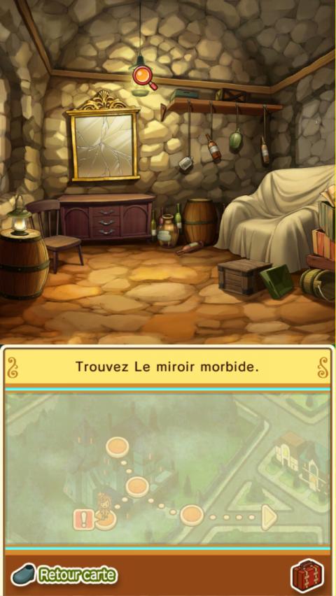 Affaire 05 : La Menace Fantôme