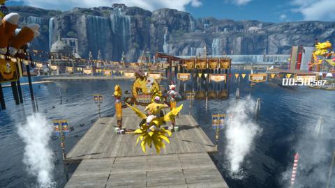 Final Fantasy XV : L'armure Magitek et de nouvelles quêtes pour la mise à jour 1.13