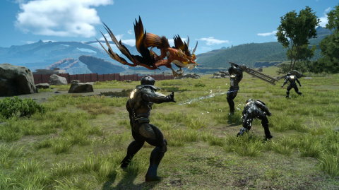 Final Fantasy XV : Plus d'un million de copies vendues sur PC d'après SteamSpy