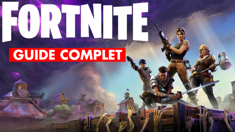 Fortnite : classes, héros, ressources... Notre guide complet